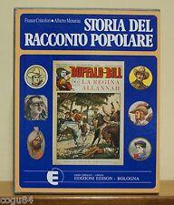 Storia del racconto popolare - Cristofori, Menarini - Edizioni Edison 1987