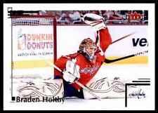 2012-13 Fleer Retro Braden Holtby #5