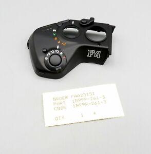 OEM Nikon F4 Camera Top Cover Bezel Shutter Release Button Part 1B999-261-3 NEW
