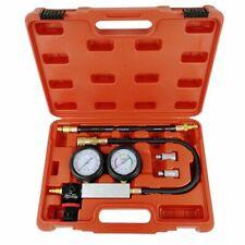 Cylinder Leak Down Leakage Tester Tool Detector Engine Compression Gauges Test