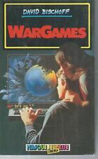 War Games.David BISCHOFF. Masque jeunesse  SF15B