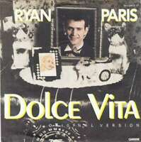 "Ryan Paris - Dolce Vita (7"", Single) Vinyl Schallplatte 27153"