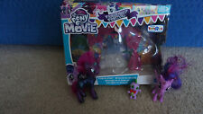 My Little Pony the Movie Friendship Festival Foes Pack Toys R Us Exclusive Used