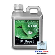 CYCO B1 BOOST PLATINUM SERIES 1L THIAMINE VITAMIN B-1 ENCOURAGE VIBRANT GROWTH