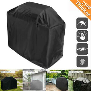 Extra Large Heavy Duty BBQ Cover Garden Furniture Protector Barbecue Grill Cover