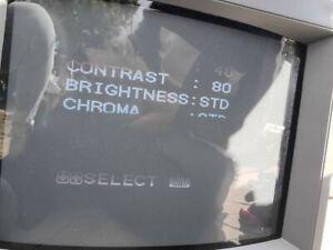 SONY PVM-14N5J (Sony Trinitron CRT Color Video Monitor)