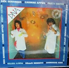 Party Tested by DNA ,CD NEW! Rick Derringer, Carmine Appice Rare ,Rock n Roll