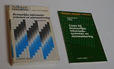 Prof. dr. T.M.A. Bemelmans, Bestuurlijke informatiesystemen en automatisering