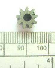 Pinion - 9 T steel 32 dp - with grub screw