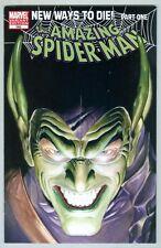 Amazing Spiderman #568 October 2008 VF/NM Romita Variant
