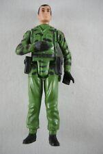 Action Force Z Force radio operator Action Man GI JOE Palitoy Hasbro 80's
