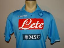 2011-2012 Macron Napoli home soccer football jersey shirt size XXL or XL