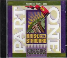 MARANATHA PROMISE BAND Raise Standard CD classic Christian REJOICE LORD IS KING