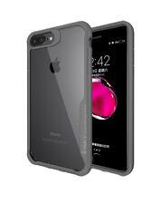 Ipaky Grigio Chiaro HD CASE Nuovo Apple iPhone 8 PLUS CON PROTEZIONE PARAURTI GRATIS SP