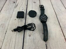 LG G Watch R - Smart Watch Android Watch Leather Band