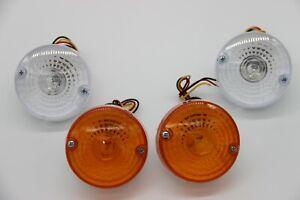 Fits Suzuki LJ80 Turn Signal Lights Set (4-Pieces)