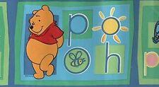Disney Winnie The Pooh & Pals Classic Self Stick Wallpaper Border Wall Decoratio
