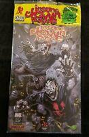 Insane Clown Posse  - The Pendulum 11 Comic Book & CD SEALED twiztid blaze icp