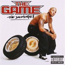 THE GAME CD - THE DOCUMENTARY [EXPLICIT](2005) - NEW UNOPENED - RAP
