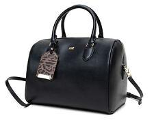 cavalli CLASS - Handtasche Leo Damen schwarz Designer Neu: 354€