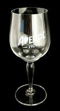 Aperol 1919 Cocktailglas Bar Cocktail Bistro Design Flaschenhals Selten Neu