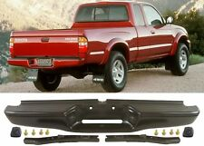 Replacement Black Rear Bumper For 1995-2004 Toyota Tacoma New Free Shipping USA