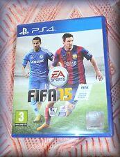 PS4 Juego EA Sports FIFA 15.. gran juego de fútbol para toda la familia. CHOLLO.
