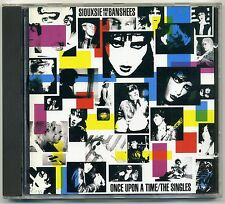 Siouxsie And The Banshees - Once Upon A Time CD FIRST 1989 FRENCH / EURO PRESS