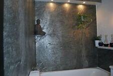 122 x 244 cm (45?/m² ) Dünnschiefer Furnier Naturstein Küche Bad Dusche Fliese