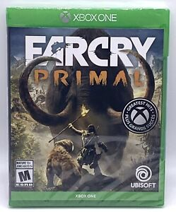 Far Cry Primal  (Microsoft Xbox One, 2016) Brand New Factory Sealed