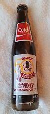 1986 Washington Redskins 50 Years in DC Commemorative 10 oz Bottle Unopened