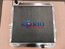 Aluminium Radiator Toyota 4 Runner LN130R 1989-1996 4cyl 2.8L Diesel 1990 1991