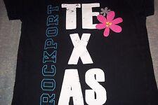 Rockport Texas T-Shirt Juniors Small