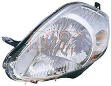 Faro fanale  sx (H4) - FIAT - Grande Punto 09/2005 -> 2009 corpo cromato