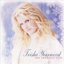 The Sweetest Gift by Trisha Yearwood (CD, Sep-1994, MCA)