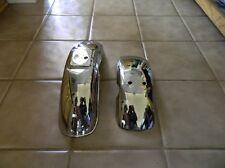 HONDA z50R chrome metal fenders 1979-1987 z 50 R z50 z 50 Metal chromed New