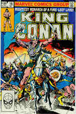 King Conan # 16 (Mark Silvestri) (52 pages) (États-Unis, 1983)