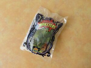 1997 Burger King Kids Club Universal Monsters Creature Figure (Sealed) Horror