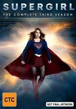 Supergirl : Season 3 (DVD, 2018, 5-Disc Set)