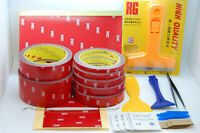 3M™4229P DOUBLE SIDED FOAM TAPE SET WITH TOOLS,AUTOMOTIVE TAPE, 3 METER