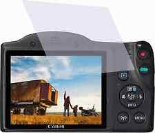 2x Gehärtete Schutzfolie AR Canon PowerShot SX420 IS Displayschutzfolie Displays