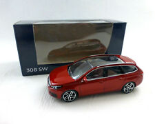 "PEUGEOT 308 SW "" RESTYLING "" 2017, rot-met. Norev , 1:64"
