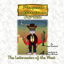 The Lettereater of the west Children story that is part of the Aturritmo Project