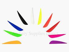 12 PACK ARCHERY ELITE PLASTIFLETCH EP-26 ARROW VANES FLIGHTS