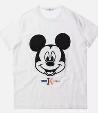 Kith x Iceberg Mickey Tee White Size XL In Hand Limited 100 PIECES ONLY Disney