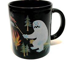 Gama Go Yeti BBQ Coffee Cup Tea Mug Collectible Discontinued Great Design Rare