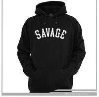 SAVAGE UNIVERSITY HOODIE  Sweatshirt Savage Life Lit Hip Hop 21 Savage