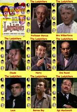The Ladykillers 1955 Movie trading cards Alec Guiness Peter Sellers