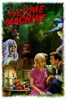the time machine.  a4  original print.artwork.by paul winters