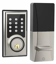TURBOLOCK TL201 Electronic Keypad Deadbolt Keyless Entry Door Lock Code Disguise